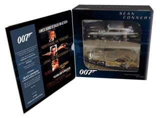 James Bond 007~ Sean Connery Era Gift Set #CG93984
