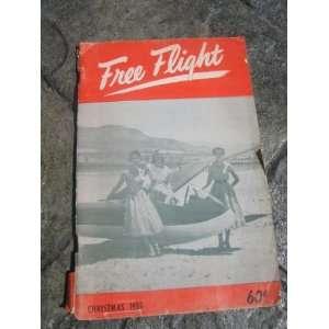 Free Flight: Christmas 1955 (magazine): Paul Strickland