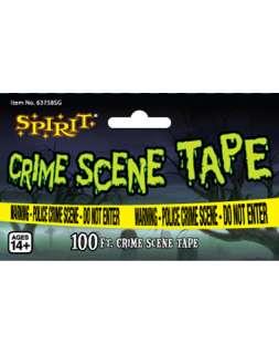 / Cop and Convict / Crime Scene Tape