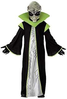 Costumes Classic Costumes Alien Costumes Kids Deluxe Alien Costume