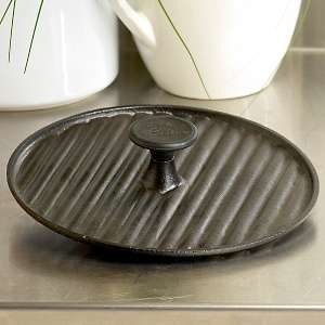 Wolfgang Puck Bistro 10 Cast Iron Grill Press