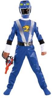 Kids Blue Ranger Costume   Disneys Power Rangers Costumes