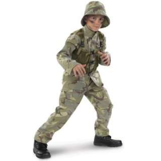 Delta Force Army Ranger Child Costume, 38343