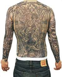 Prison Break Michael Scofield Tattoo Shirt   Prison Break Costumes