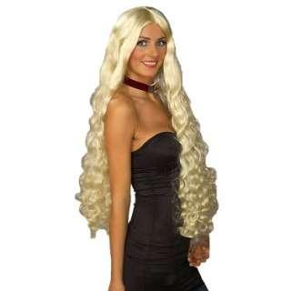 Halloween Costumes Mesmerelda Wig (Blonde)