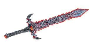 Demon Sword Prop   Devil Costume Accessories   15DG14594