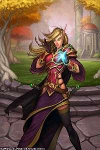 About Blood elf  World of Warcraft Blood elf