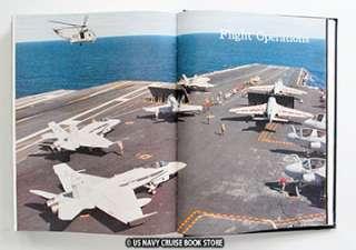 USS AMERICA CV 66 MEDITERRANEAN CRUISE BOOK 1989