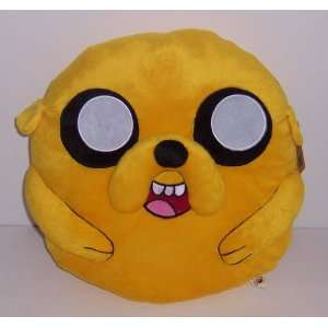 Adventure Time 16 Inch DELUXE Pillow Cuddle Plush Jake