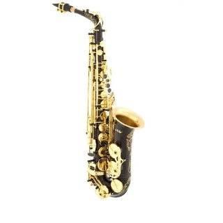 La Sax Big Lip Alto Saxophone In The Diamond Spiral Finish