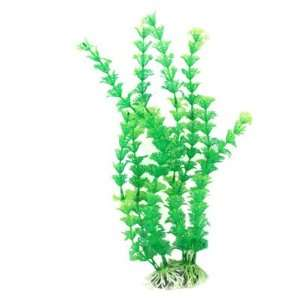 Como 11 4/5 Aquarium Tank Emulational Green Plastic