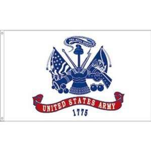 United States Army 1775 Flag 3ft x 5ft Patio, Lawn
