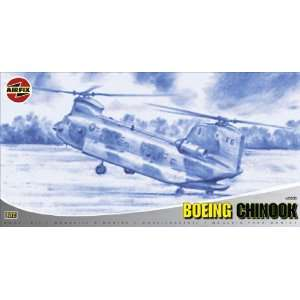 Boeing Chinook Military Aircraft Classic Kit Series 5 Toys & Games
