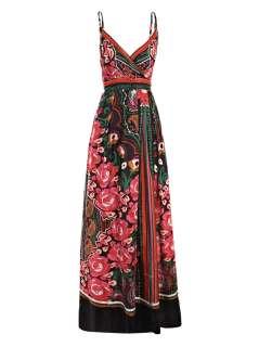 Buena vista maxi dress  Collette by Collette Dinnigan  Match