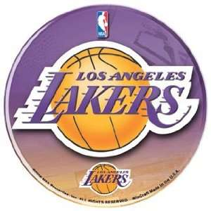 NBA Los Angeles Lakers Sticker   Domed Style  Sports