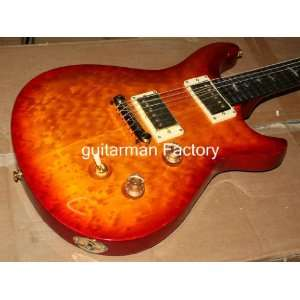 new p r s solid body electric guitar sunburst hot Musical Instruments