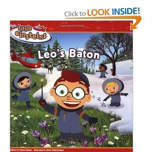 Disneys Little Einsteins: Leos Baton (Disneys Little Einsteins (8x8