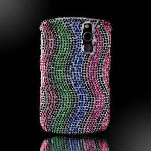 rhinestone bling case cover for Blackberry Curve 8300 8310 8320 8330