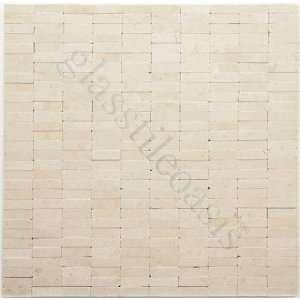 Brick Cream/Beige Brick Series Honed Stone   18911 Home Improvement