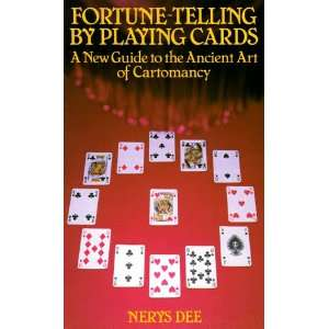 : Fortune Telling by Playing Cards (9780850302660): Nerys Dee: Books