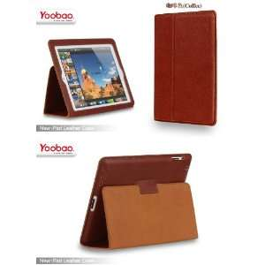 Yoobao Executive Leather Case for The New iPad 3rd Gen