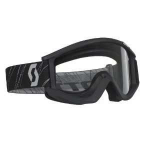 Scott Sports Recoil Xi Goggles, (Black) Automotive