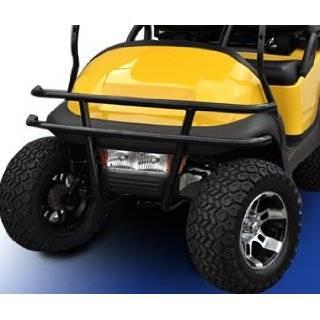Golf Cart Brush Guard Club Car Precedent (Black in color)