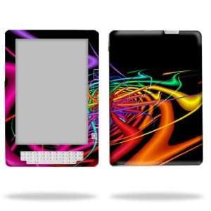 Generation) ebook reader sticker skins   Color Invasion Electronics