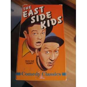 : East Side Kids 1: Comedy Classics [VHS]: Bruce Conner: Movies & TV
