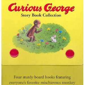 Story Book Collection Boxed Set [BOXED CURIOUS GEORGE STORY BK] Books