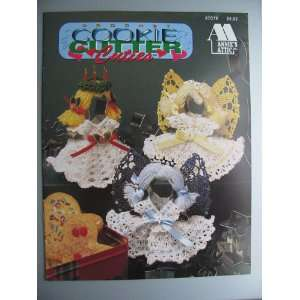Crochet Cookie Cutter Cuties (87C79) Annie Potter Books