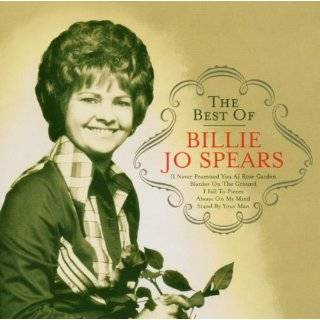 Country Girl 20 Favourite Songs Billie Jo Spears Music