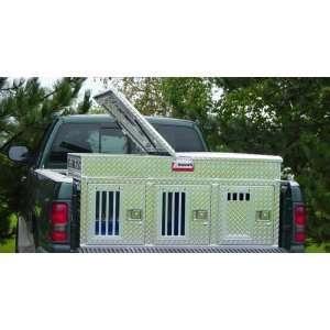 Hunter Pro Triple Dog Crate