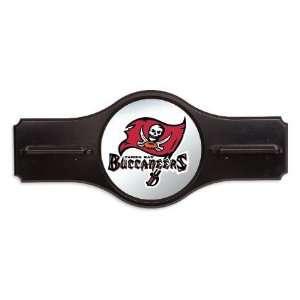 Bucs Buccaneers NFL Pool Cue Stick Rack/Wall Holder