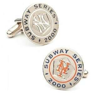 Logod Special Edition Subway Series Executive Cufflinks w/Jewelry Box