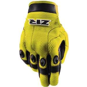 Z1R Cyclone Mesh Shorty Mens Mesh On Road Racing Motorcycle Gloves