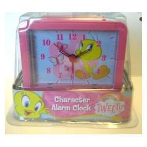 Looney Tunes Tweety Character Alarm Clock  Kitchen