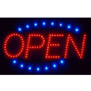 Display Sign Shop Door Window Advertising LED Board Outdoor Decor