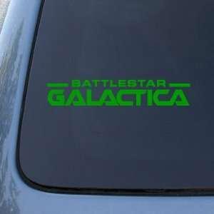 BATTLESTAR GALACTICA LOGO   Vinyl Decal Sticker #A1425 | Vinyl Color