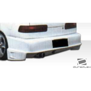 Acura Integra 2DR Duraflex Drifter Rear Bumper   Duraflex Body Kits