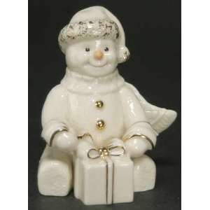 Lenox China Lenox Christmas Figurine No Box, Collectible