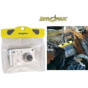 Dry Pak Waterproof Camera Case, Floats Electronics