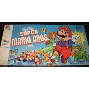 Nintendo Super Mario Bros Board Game Toys & Games