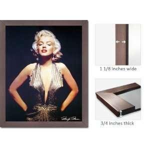 Marilyn Monroe Gold Dress Classic Poster Fr16219