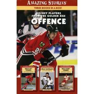 Great Hockey Players of the Golden Age Offence (Box Set