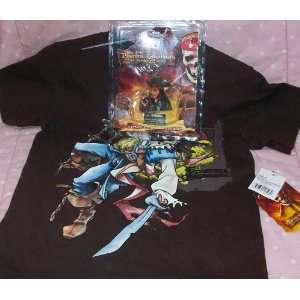 Long T Shirt and Key Ring, Great for Halloween Costume Toys & Games