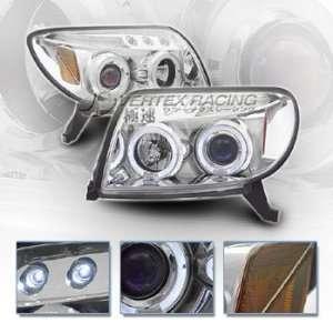 03 05 TOYOTA 4 RUNNER D. Halo Projector Headlights LED