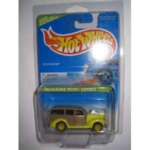 HOT WHEELS TREASURE HUNT 1996 #1 OF 12 1940 WOODIE Toys