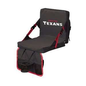 Houston Texans NFL Folding Stadium Seat by Northpole Ltd