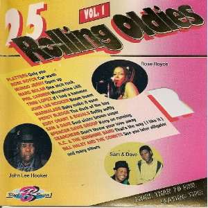 25 Rolling Oldies Vol. 1 Music